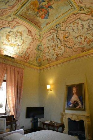 Palazzo Carletti: Deluxe Albany Suite