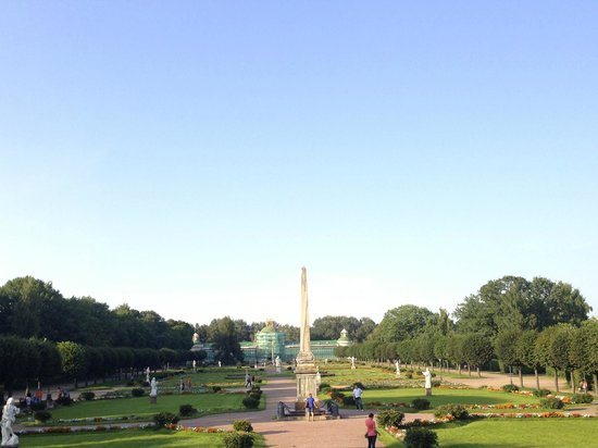Kuskovo Estate: scenery