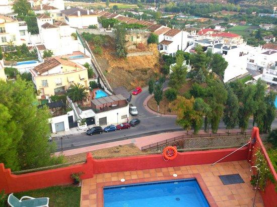 Hotel Cerro Del Sol : Bonitas vistas desde la habitación :)