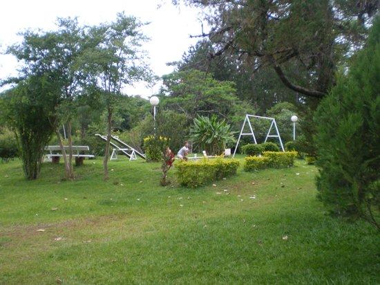 Hotel Suizo: Lugar de recreacion para niños