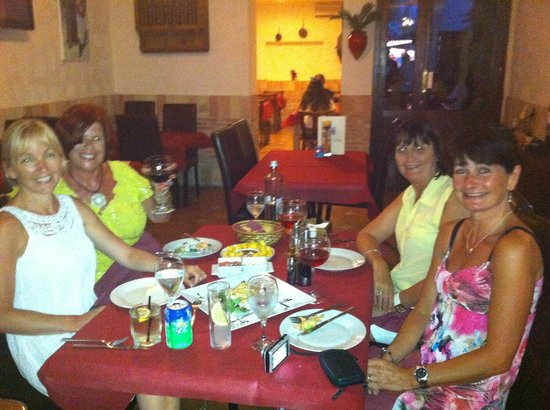El Patio Chico: We loved the food and ambience