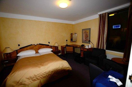 Radisson Blu Hotel Bodo: Double room
