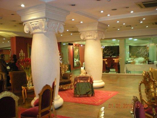 Hotel Fernán González: precioso