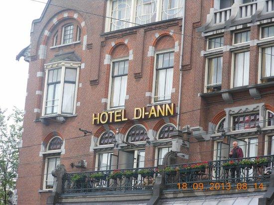 Hotel Di-Ann: Outside