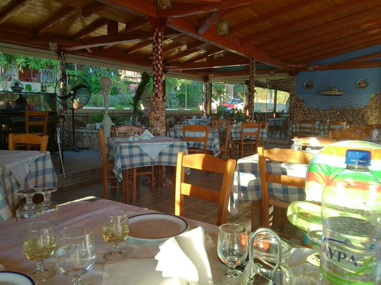 Fish Taverna Roula: Overview