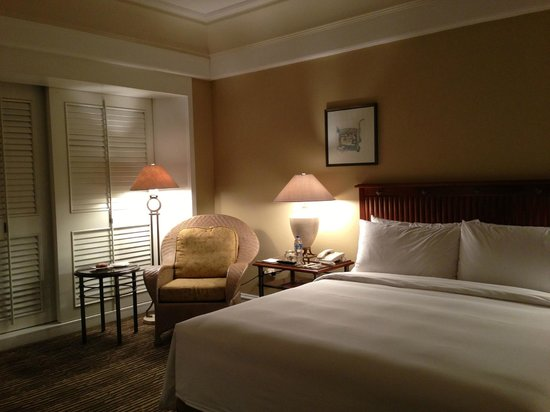 Four Seasons Hotel Jakarta: Room