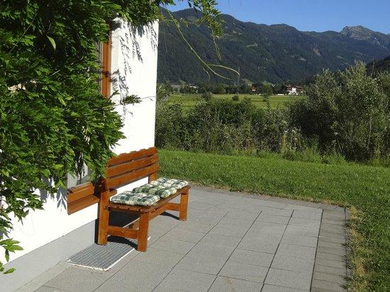 Ferienhaus Das Atrium : Garten