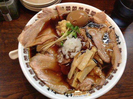 Nikusoba Keisuke: 肉そば