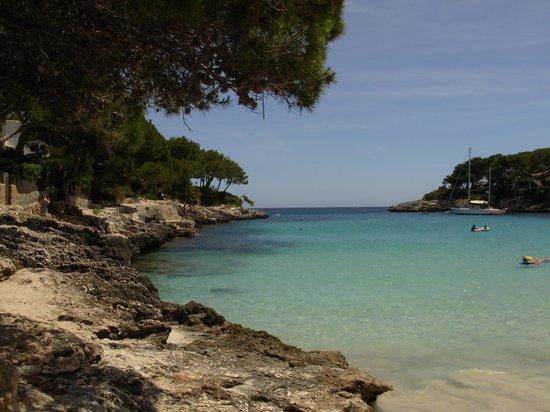 Prinsotel Alba Hotel Apartments : Cala Gran beach