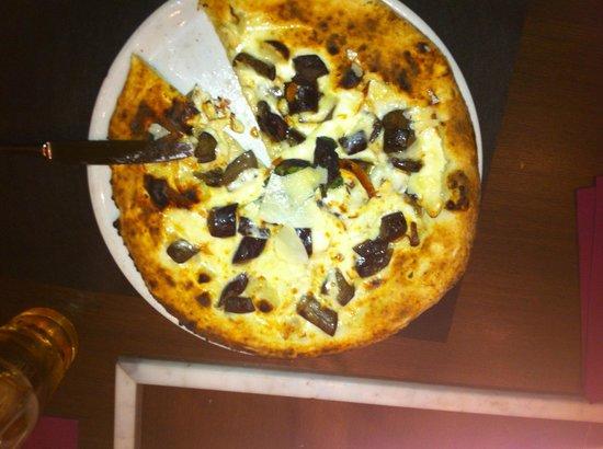 Mamma Oliva: Pizza sicula