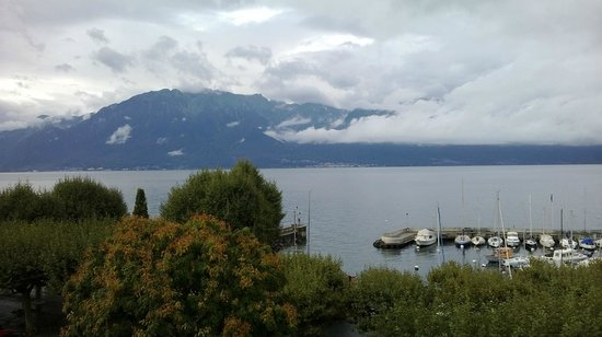 Grand Hotel du Lac : Room view