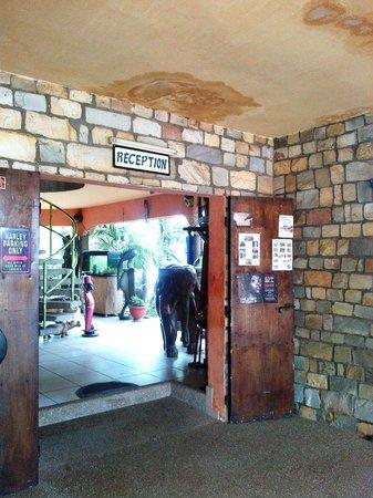Hotel Napoleon Lagune : Reception