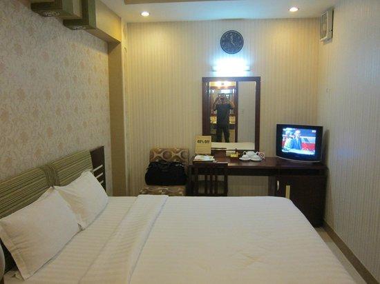 Roseland Inn Hotel: 部屋