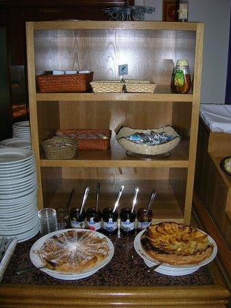 Hotel Entre Pinos: dolci3
