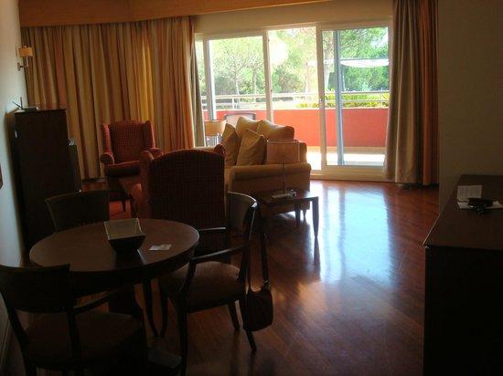 Solplay Hotel de Apartamentos: Piece principale
