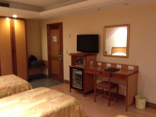 Windsor Florida Hotel : Spacious Room
