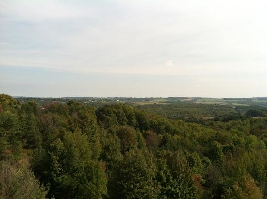 Holiday Inn Express Hotel & Suites Petoskey : valley view