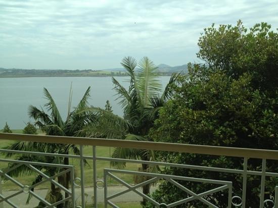 Paradise Golf & Convention: vista da janela do quarto