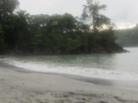 Buena Vista Luxury Villas: private beach