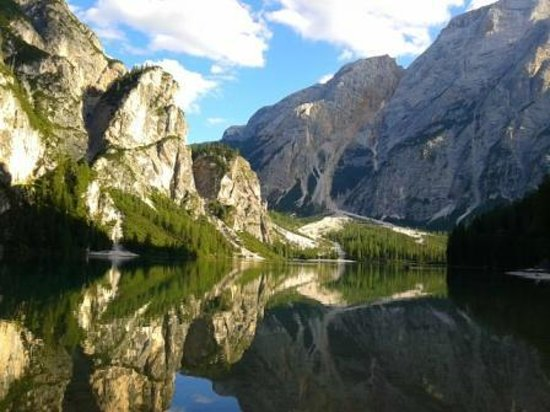 lago di braies prags - photo #24