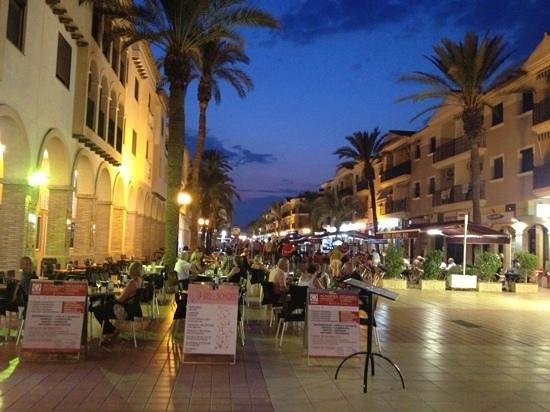 Hotels Los Alcazares Spain