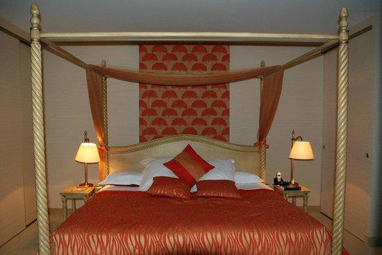 Clos La Boetie : Slaapkamer