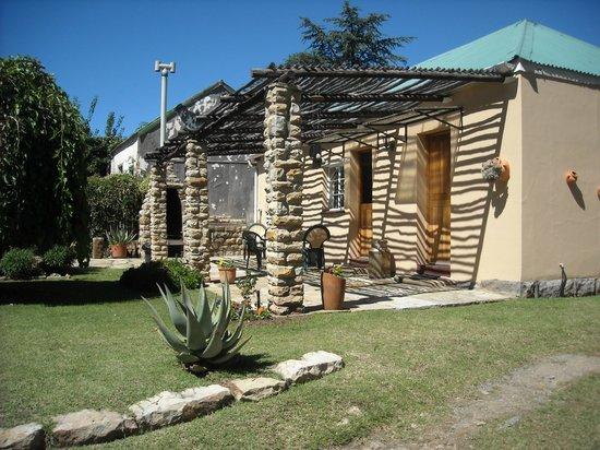 Lavender Place: cottage