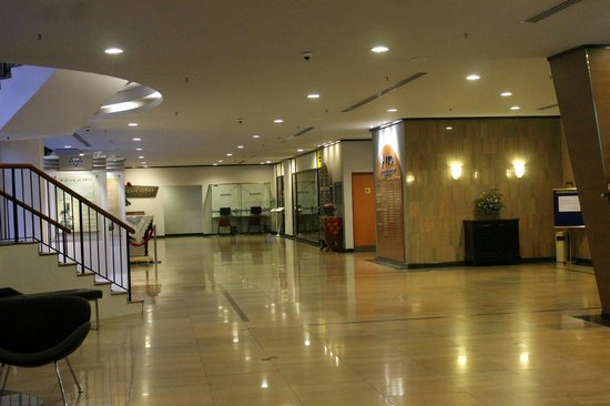 Fort Canning Lodge: Lobby