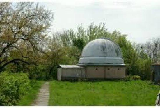Астрономическая обсерватория Киевского университета