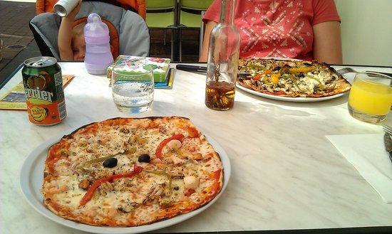 Pizz Azzurra