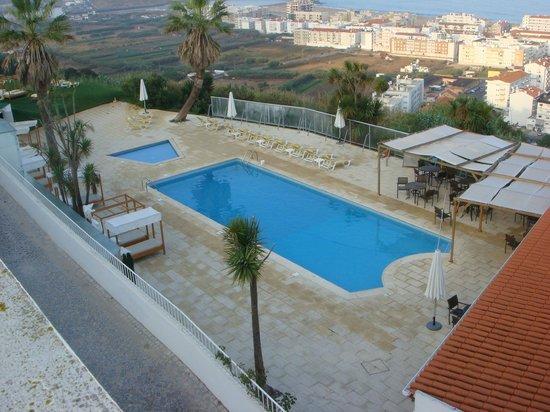 Miramar Hotel & SPA : vue piscine