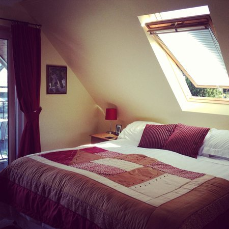 Wadebridge Bed and Breakfast: Amazing bed