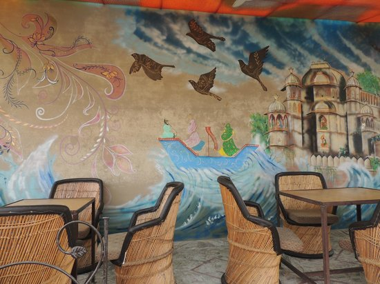 Heritage Haveli: Restaurant