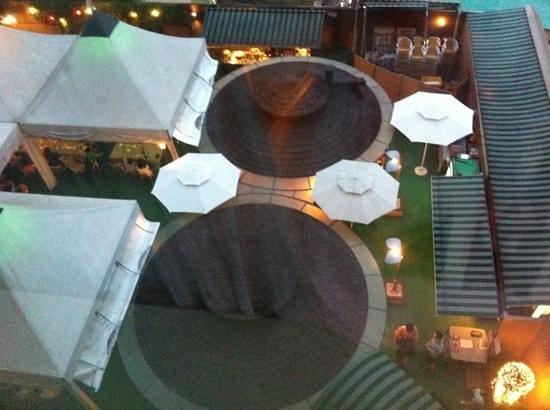 Best Western Premier Seoul Garden Hotel : 저녁 바베큐파티