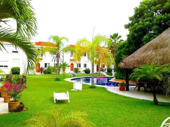 Sol Messico Beach B&B: #giardino esterno