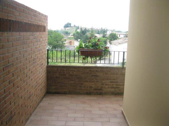 Locanda del Parco Hotel : balcone