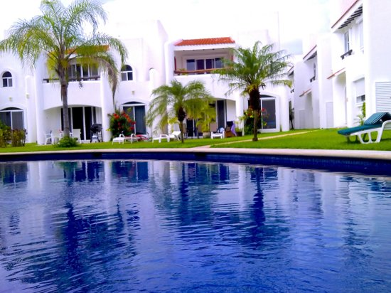 Sol Messico Beach B&B: piscina