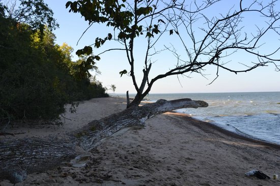 Saka Cliff Hotel & Spa: The beach