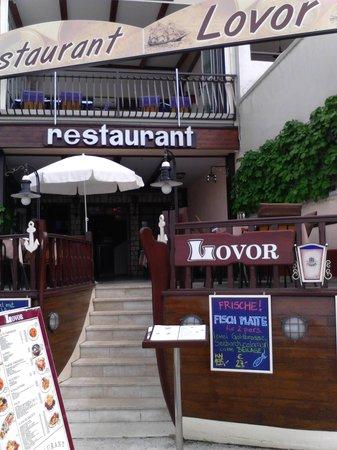 Restaurant Lovor