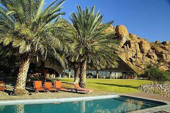 Ai-Aiba The Rock Painting Lodge: Pool