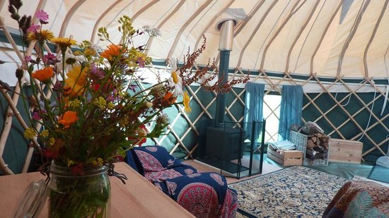 High Nature Centre : Medium Yurt
