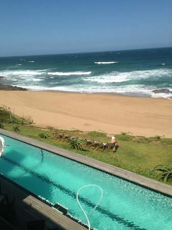Canelands Beach Club and Spa: view from the room