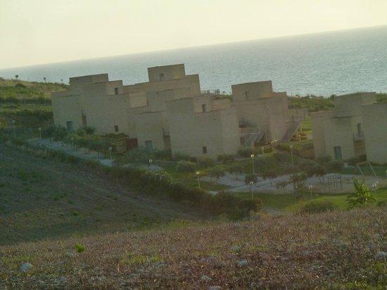 Menfi Beach Resort : Complexe hôtelier