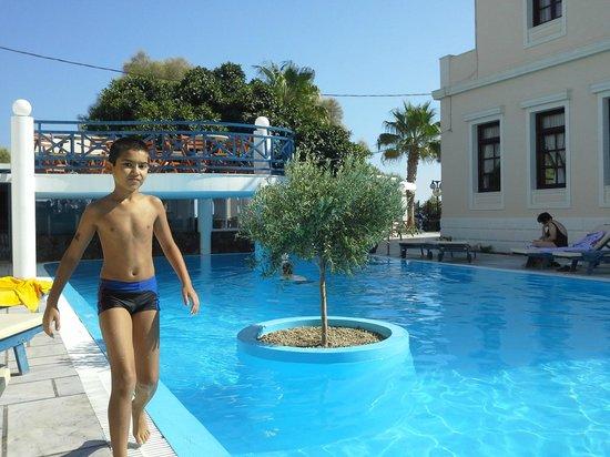 Veggera Hotel: The olive tree pool