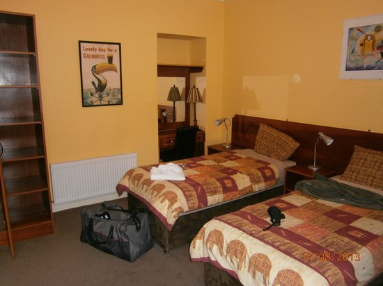 une chambre double classique - Bild von Auburn House B&B, Cork ...