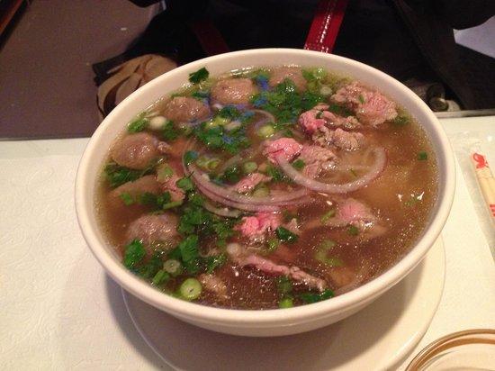 Little Saigon Restaurant: Pho