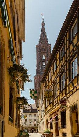 La vetta rue du sanglier strasbourg picture of la vetta for Rue du miroir strasbourg