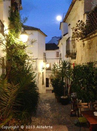 AlteArte's street