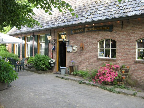 't Brabants Genot: hoeve kakelbont