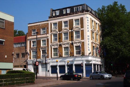 Hotel Makedonia Ltd: ottima posizione
